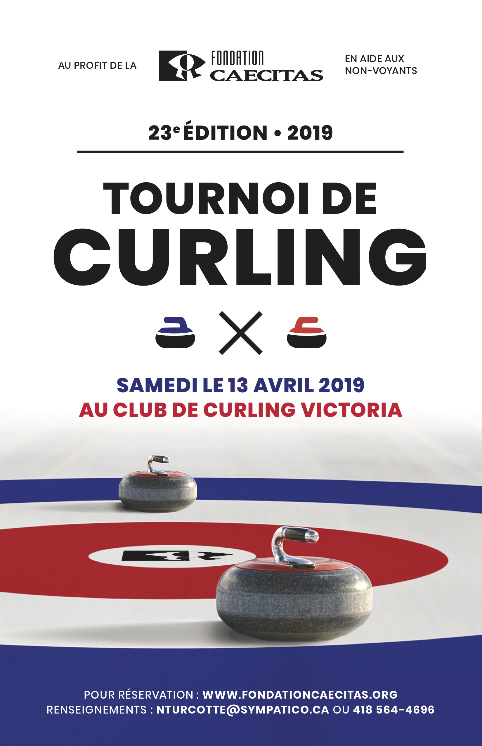 Tournoi de Curling 2019